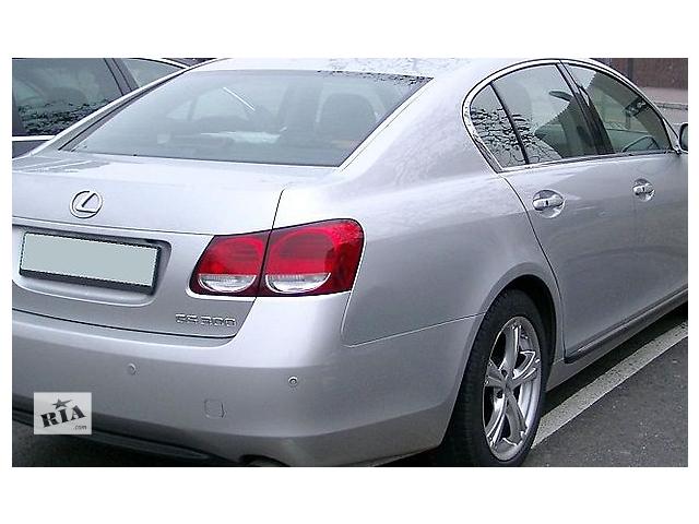 Б/у крыло заднее правое 61611-30881 для седана Lexus GS 300 2007г- объявление о продаже  в Киеве