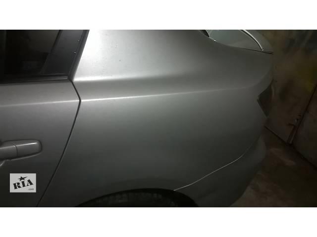 бу Б/у крыло заднее для седана Mazda 3 в Ровно
