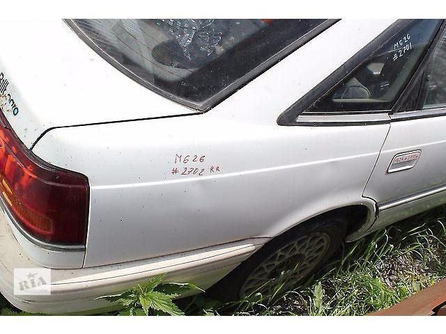 купить бу Б/у крыло заднее для седана Mazda 626 1988-1991г в Киеве
