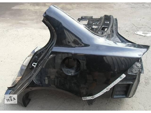 продам Б/у крыло заднее для седана Mitsubishi Lancer X бу в Ровно
