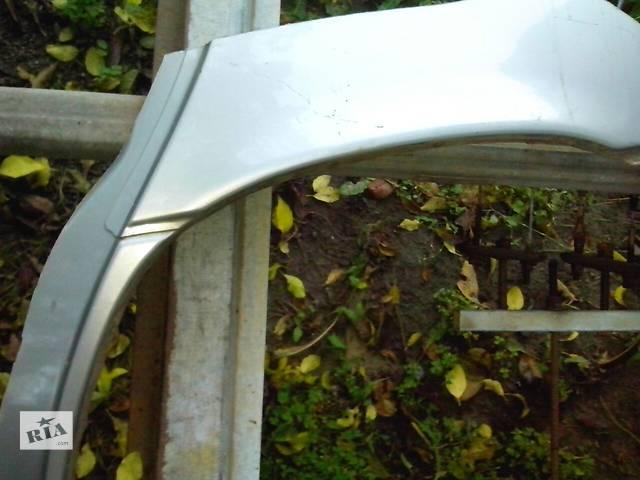 продам Б/у крыло заднее для седана Opel Vectra A бу в Золотоноше