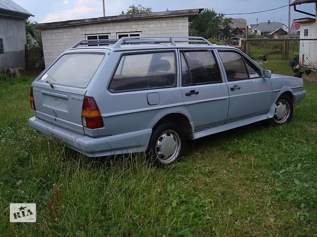 Б/у крыло заднее для универсала Volkswagen Passat B2- объявление о продаже  в Львове