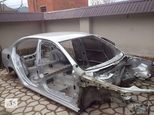 Б/у крыло заднее левое для легкового авто Skoda Octavia A5 2012 года- объявление о продаже  в Хусте