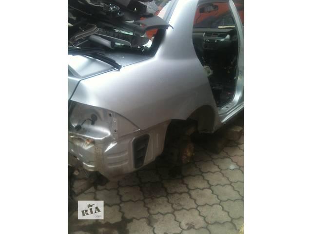 Б/у крыло заднее левое для седана Mitsubishi Lancer- объявление о продаже  в Хмельницком