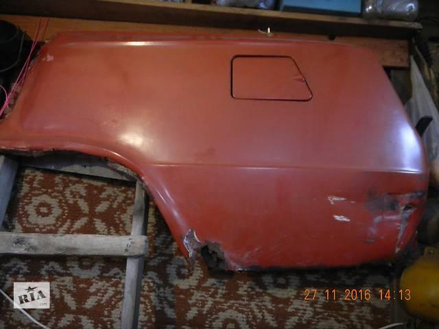 Б/у крыло заднее левое с лючком,для легкового авто ВАЗ 2102- объявление о продаже  в Вышгороде