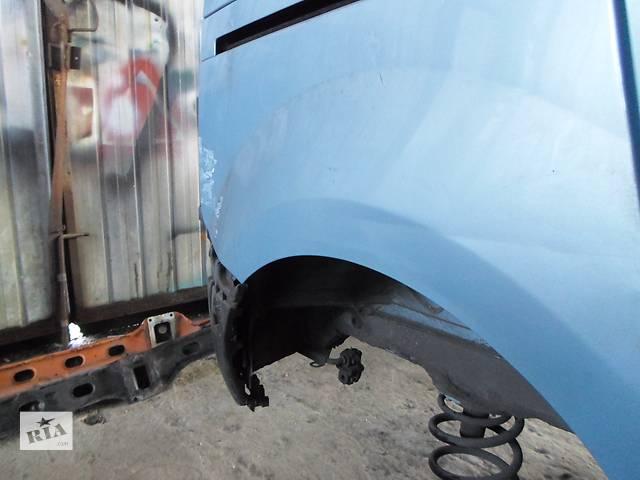 бу Б/у Крыло заднее, переднее..Renault Kangoo 1,5 DCI 2008-2012 в Рожище