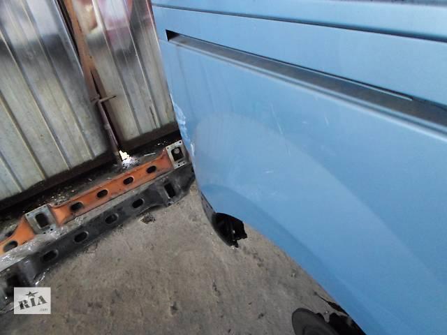 Б/у Крыло заднее, переднее..Renault Kangoo 1,5 DCI 2008-2012- объявление о продаже  в Рожище
