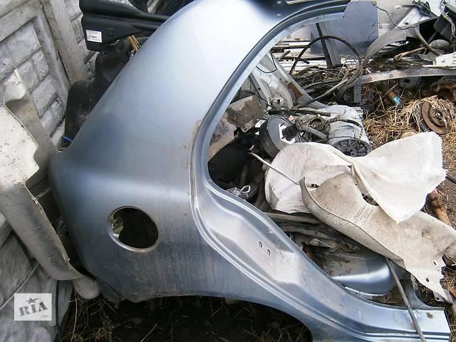 бу Б/у крыло заднее Skoda Fabia 2005 в Харькове