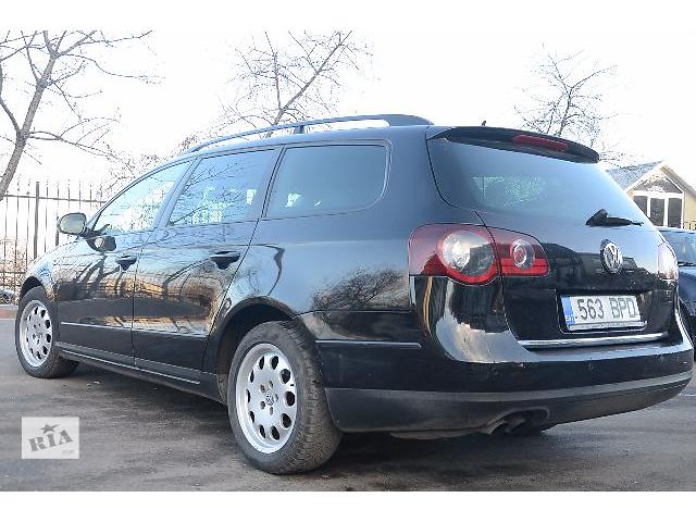 бу Б/у Крыло заднее Volkswagen Passat B6 2005-2010 1.4 1.6 1.8 1.9d 2.0 2.0d 3.2 Идеал Гарантия!! в Львове