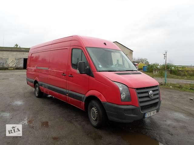 купить бу Б/у Крыша для автобуса Volkswagen Crafter Фольксваген Крафтер 2.5 TDI 2006-2010 в Рожище