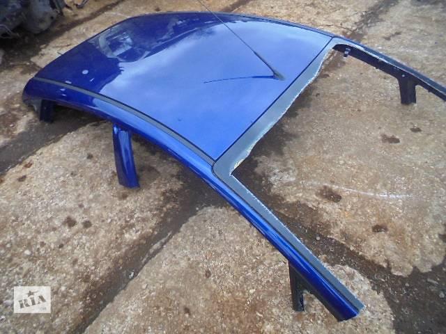 бу Б/у крыша для легкового авто Ford Fiesta в Чернигове