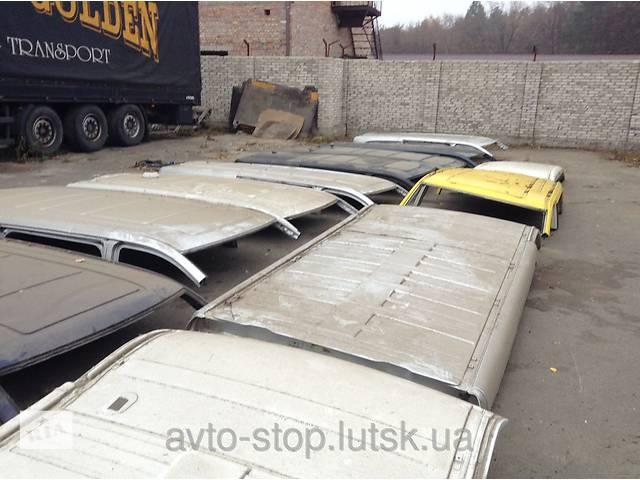 бу Б/у крыша для Mercedes Vito 639 в Луцке