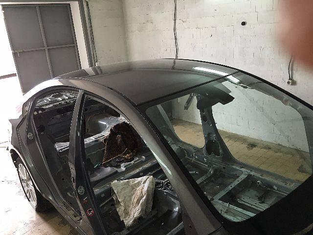 бу Б/у крыша для седана Mazda 6 в Ровно