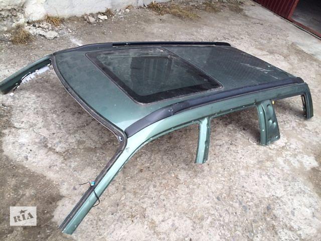 б/у Крыша Легковой Subaru Forester 2006- объявление о продаже  в Львове