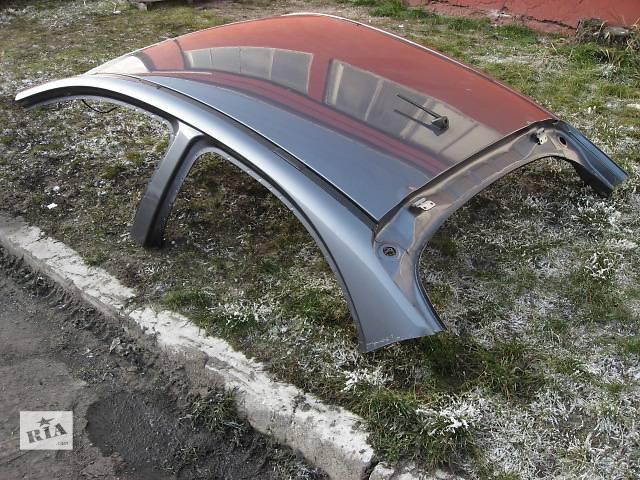бу Б/у крыша Mitsubishi Lancer X в Киеве
