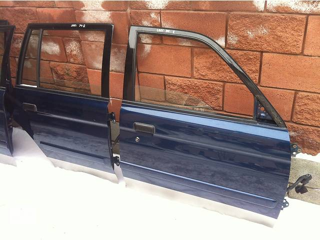 Б/у двери  Mitsubishi Pajero Sport 2000 - 2009р- объявление о продаже  в Ровно