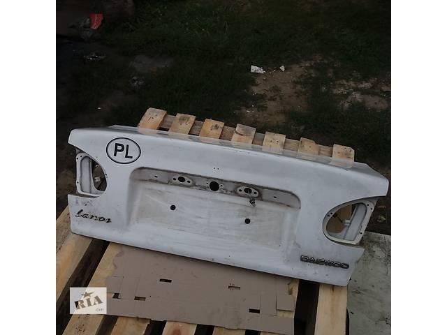 купить бу Б/у крышка багажника Daewoo Lanos в Ковеле