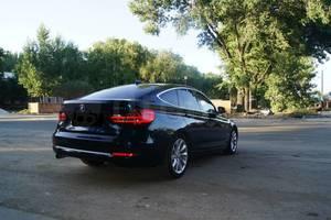 б/у Крышки багажника BMW 5 Series GT