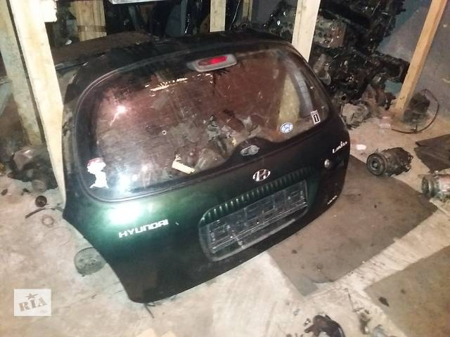 бу Б/у крышка багажника для Hyundai Lantra в Ковеле