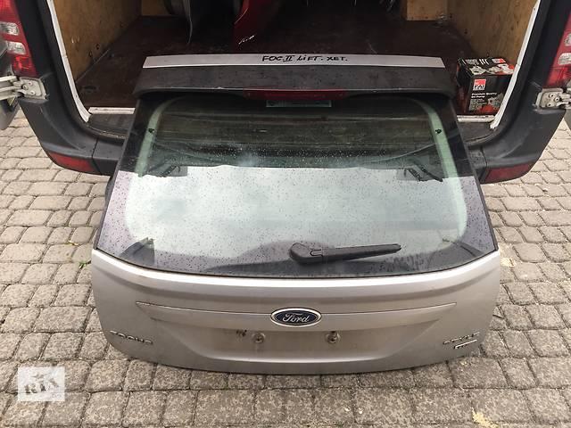 Б/у крышка багажника для хэтчбека Ford Focus- объявление о продаже  в Львове