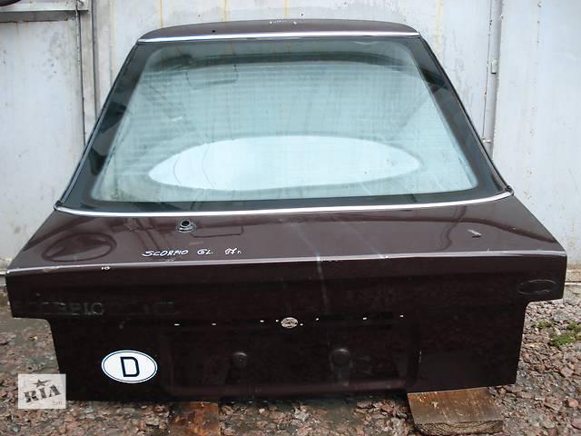 продам Б/у крышка багажника для хэтчбека Ford Scorpio бу в Киеве