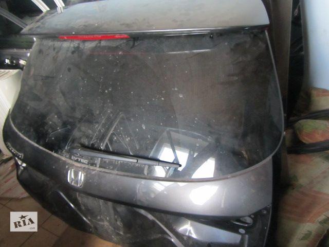 купить бу Б/у крышка багажника для хэтчбека Honda Accord в Киеве