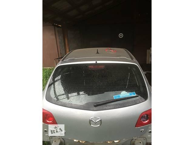 продам Б/у крышка багажника для хэтчбека Mazda 3 Hatchback бу в Ужгороде