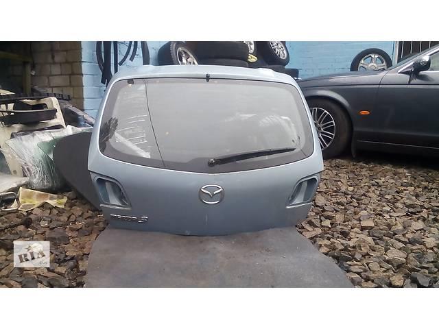Б/у крышка багажника для хэтчбека Mazda 3- объявление о продаже  в Киеве