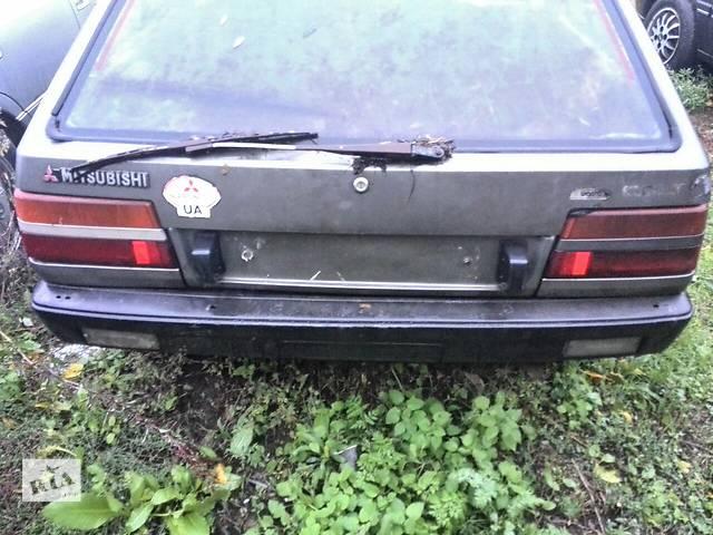 купить бу Б/у крышка багажника для хэтчбека Mitsubishi Colt 1993г в Киеве
