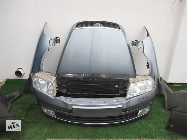 продам Б/у крышка багажника для хэтчбека Skoda Octavia A5 бу в Львове