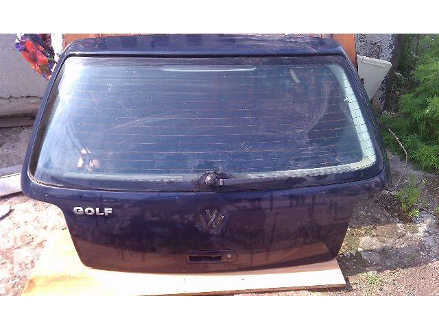 продам Б/у крышка багажника для хэтчбека Volkswagen Golf IV 2002 бу в Николаеве