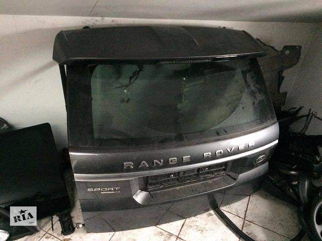 купить бу Б/у крышка багажника для кроссовера Land Rover Discovery в Одессе