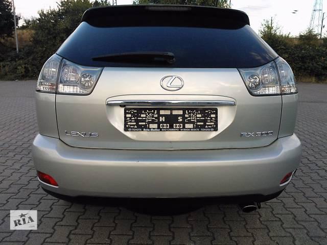 Б/у крышка багажника для кроссовера Lexus RX- объявление о продаже  в Киеве