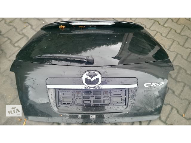 бу Б/у крышка багажника для кроссовера Mazda CX-7 2009 в Луцке