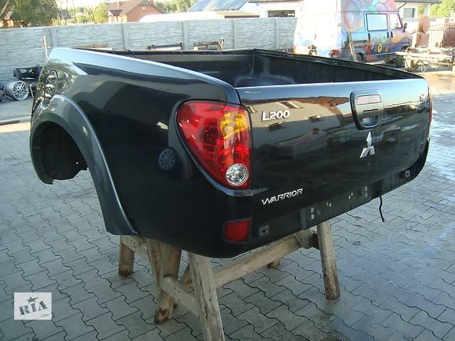 бу Б/у крышка багажника для кроссовера Mitsubishi L 200 в Ровно