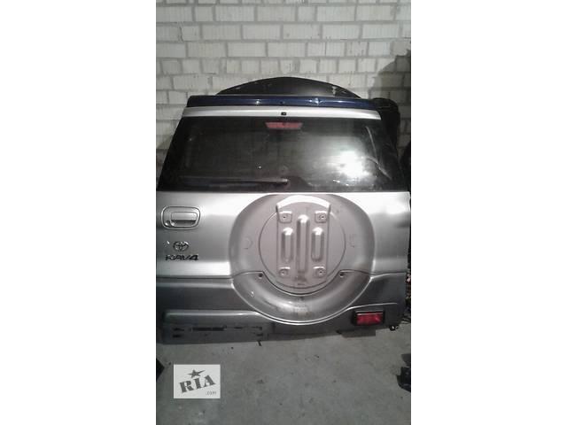 бу Б/у крышка багажника для кроссовера Toyota Rav 4 в Киеве