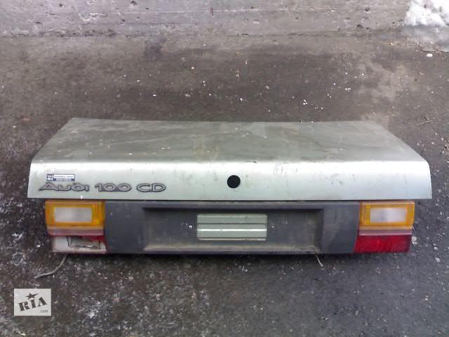 купить бу Б/у крышка багажника для легкового авто Audi 100 в Сумах
