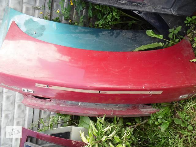бу Б/у крышка багажника для легкового авто Audi 80 в Дубно (Ровенской обл.)