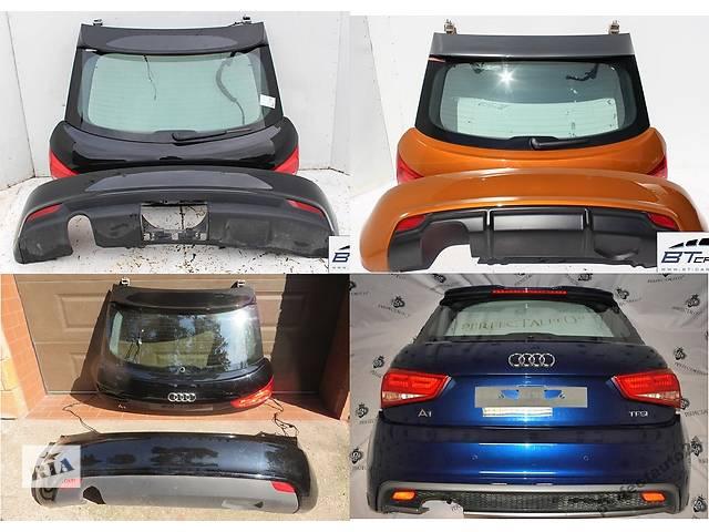 продам Б/у крышка багажника для легкового авто Audi A1 бу в Львове