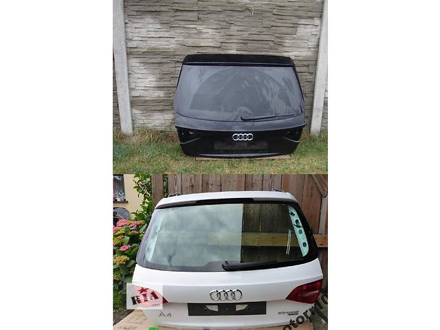 бу Б/у крышка багажника для легкового авто Audi A4 Allroad в Львове
