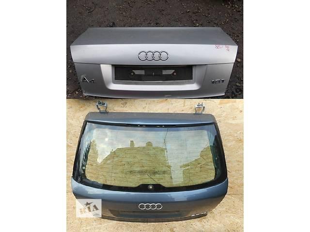 бу Б/у крышка багажника для легкового авто Audi A4 B6 00-04 в Львове