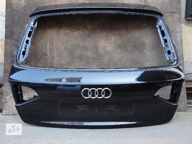 Б/у крышка багажника для легкового авто Audi A4 В НАЛИЧИИ!!!!!- объявление о продаже  в Львове