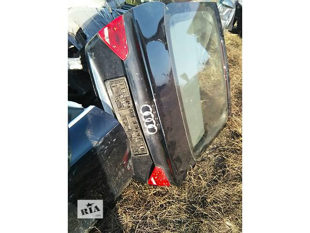 бу Б/у крышка багажника для легкового авто Audi A5 в Львове