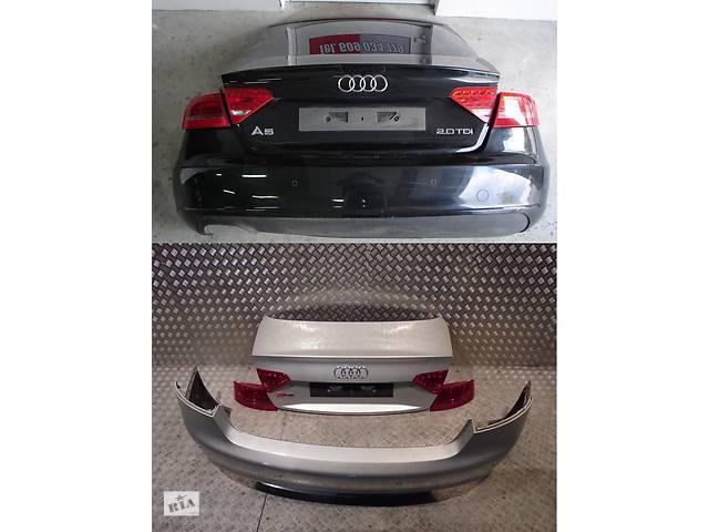 купить бу Б/у крышка багажника для легкового авто Audi A5 в Львове