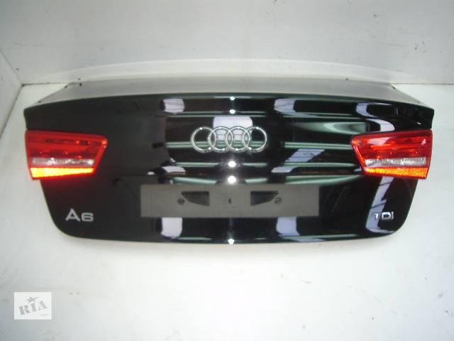 бу Б/у крышка багажника для легкового авто Audi A6 в Чернигове