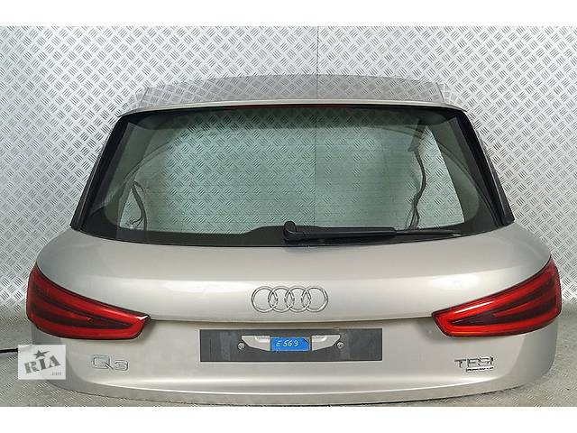 Б/у крышка багажника для легкового авто Audi Q3- объявление о продаже  в Львове