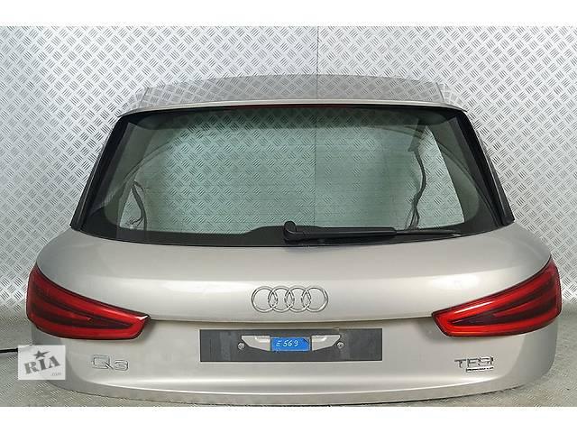 продам Б/у крышка багажника для легкового авто Audi Q3 бу в Львове