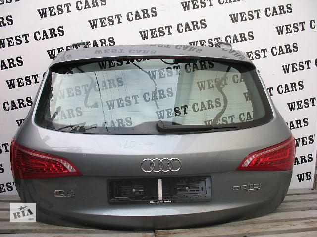 купить бу Б/у крышка багажника для легкового авто Audi Q5 в Луцке