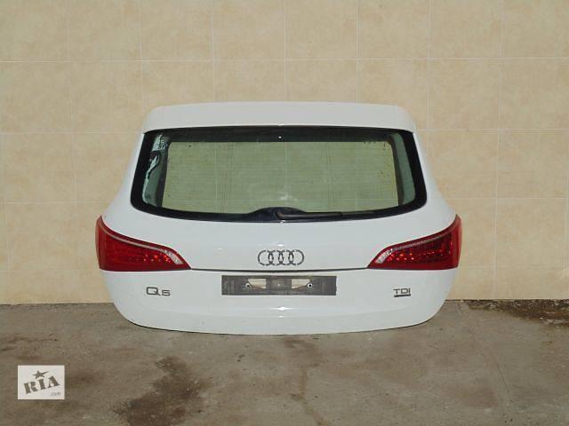 купить бу Б/у крышка багажника для легкового авто Audi Q5 в Львове