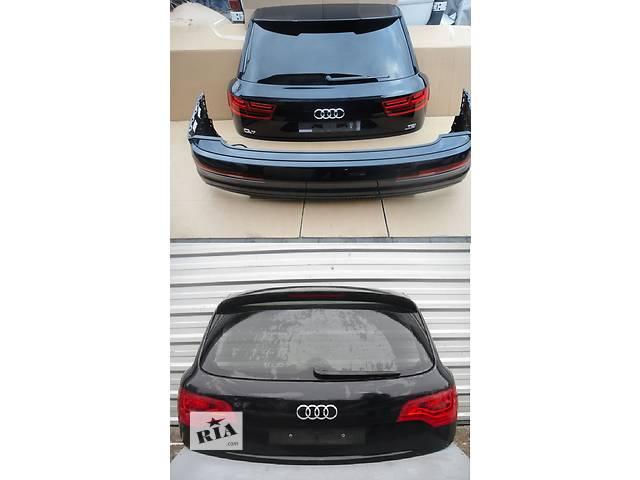 Б/у крышка багажника для легкового авто Audi Q7- объявление о продаже  в Львове